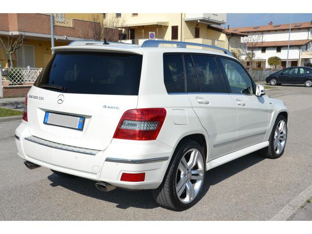 mercedes-benz glk 220 cdi dpf 4matic 7g-tronic blueefficiency