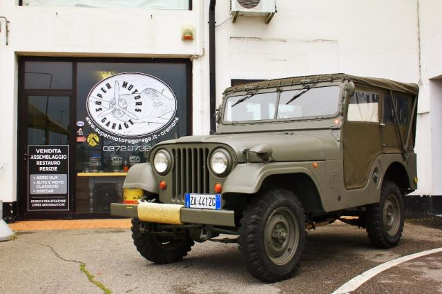 Jeep willys kaiser m38a1