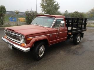 Jeep wagoneer jeep j20 pick up honcho