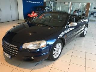Chrysler sebring 2.0 16v cat lx cabrio gpl