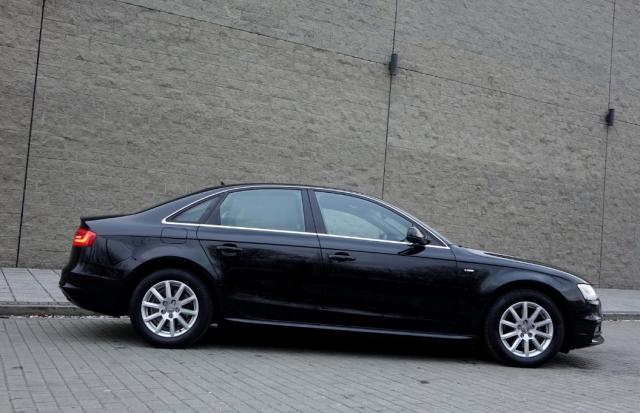 Audi a4 2.0 tdi advanced