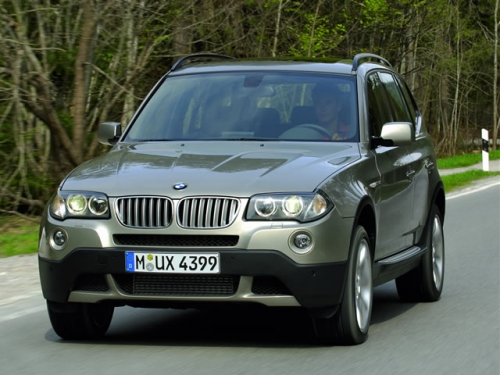 X3 restyling