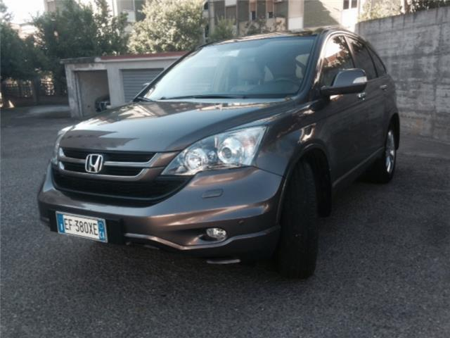 Honda hr-v exclusive