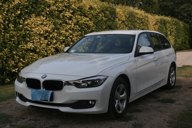 Bmw 320 bmw 320d touring efficient dynamics - dettaglio 1