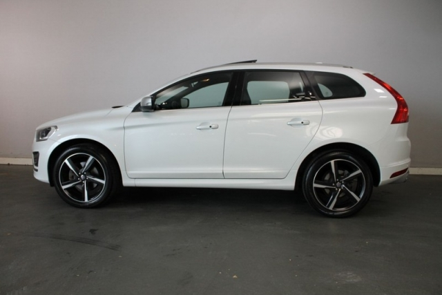 Volvo xc 60 t5 geartronic r-design kinetic