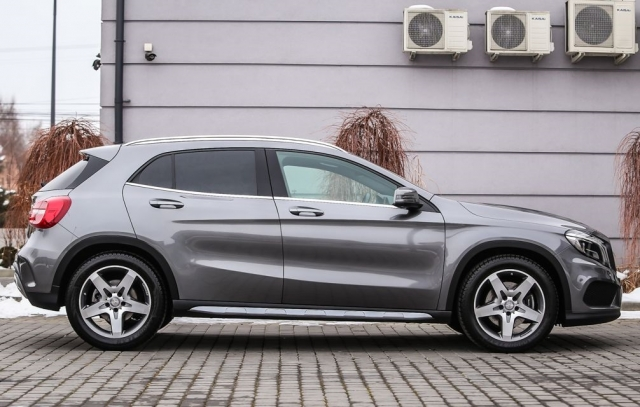 Mercedes-benz gla 250 automatic 4matic executive