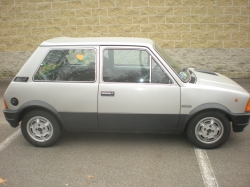 INNOCENTI Mini 90 de tomaso