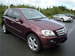 MERCEDES-BENZ ML 230 M-Klasse Sport 280