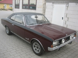 OPEL Commodore A GS Coupe