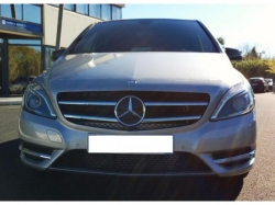 MERCEDES-BENZ B 200 II 200 CDI BlueEFFICIENCY FASCINATION