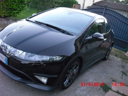 HONDA Civic type.s absolute i-pilot