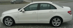 MERCEDES-BENZ C 200 BlueEFFICIENCY Avantg. FIRST