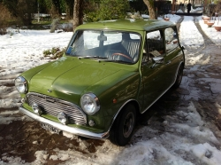 INNOCENTI Small Mini minor mk2