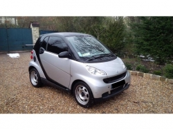SMART ForTwo II 52 KW COUPE & PURE SOFTOUCH