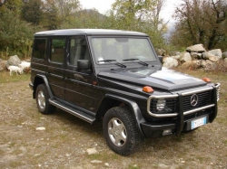 MERCEDES-BENZ G 320 cat Lungo Station Wagon