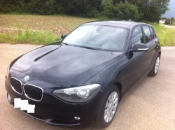 BMW 116 ed 5 porte unique