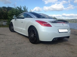 PEUGEOT RCZ 1,6 Turbo