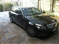 MERCEDES-BENZ C 350 S.W. 4M.BlueEFFICIENCY Avantg.