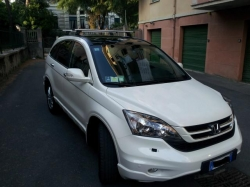 HONDA CR-V 2.2i DTEC DPF EXCLUSIVE