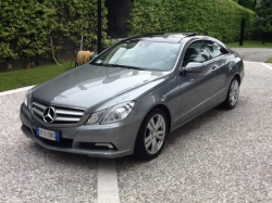 MERCEDES-BENZ E 350 BlueEFFICIENCY Avantg.
