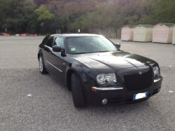 CHRYSLER 300C 3.0 V6 CRD cat DPF Touring SRT Design