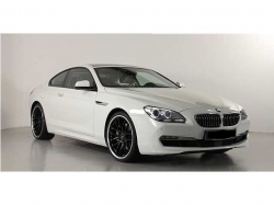BMW 640 COUPE 640D 313 LUXE