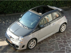 ABARTH 500C 1.4 Turbo T-Jet MTA Bicolore