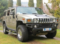HUMMER H2 SUPER OCCASIONE!! Luxury
