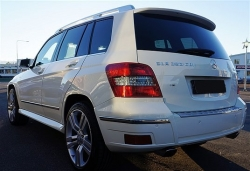 MERCEDES-BENZ GLK 320 4Matic BlueEFFICIENCY Edition