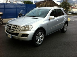 MERCEDES-BENZ ML 300 Blue EFFICIENCY Sport