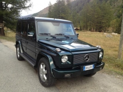 MERCEDES-BENZ G 500 cat S.W. Lunga
