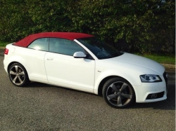AUDI A3 2.0 TDI F.AP. Attraction