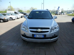 CHEVROLET Captiva 2.0 4WD LT Exclusive