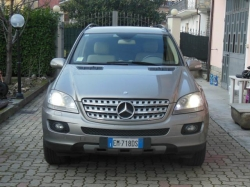 MERCEDES-BENZ ML 320 Sport