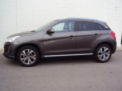 CITROEN C4 Aircross 1.6 HDi 115 Stop&Start 4WD Seduction