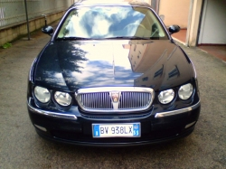 ROVER 75 20i v6 24v cat club