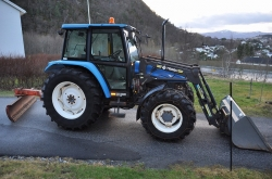 JDM Titane New Holland 5635 2007