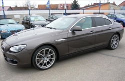 BMW 640 BMW 6 Series 640d  GRAN COUPE