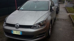VOLKSWAGEN Golf 1.6 TDI DSG Highlite