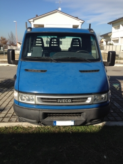 IVECO Daily IVECO DAILY 35C9A 2.8 RIBALTABILE