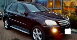 MERCEDES-BENZ ML 320 CDI SPORT 2008 Impeccabile !!!