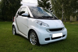 SMART Smart REGALO LA MIA AUTO Smart Fortwo cabrio Passion 2009, 37 300 km, 1500€