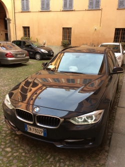 BMW 320 TOURING SPORT