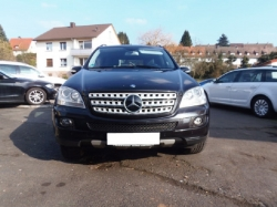 MERCEDES-BENZ ML 320 M-Klasse ML 320 CDI
