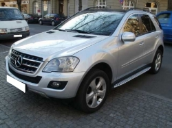 MERCEDES-BENZ ML 320 CDI 4Matic Facelift