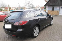 MAZDA 6 2.0 CD 16v 140 CV WAGON