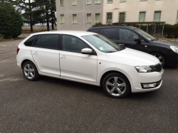 SKODA Rapid Spaceback Elegance 1200