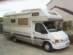 FORD Transit camper ford transito TD