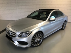 MERCEDES-BENZ C 220 220 cdi AMG COMMAND