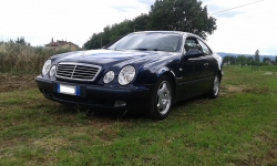 MERCEDES-BENZ CLK 200 Kompressor METANO